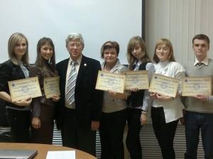 Наш гуру на 35-летии маркетинга в России в Ульяновске. Во-первых, председатель жюри на БУМе (Большой Ульяновский маркетинг)